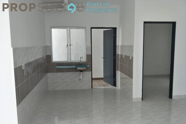 For Rent Terrace at Salak South Garden, Sungai Besi Freehold Semi Furnished 3R/2B 1.1k