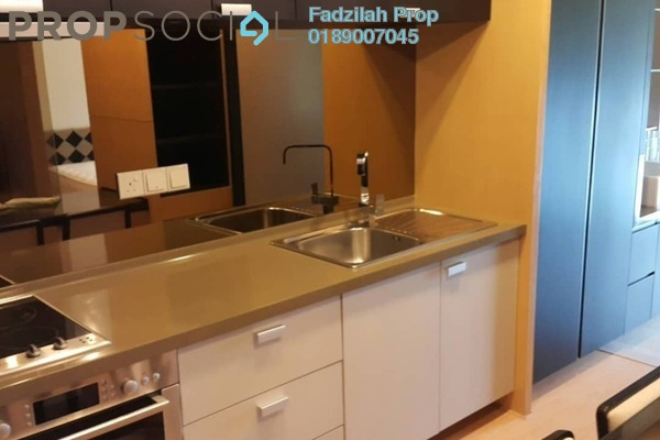 For Sale SoHo/Studio at VERVE Suites, Mont Kiara Freehold Fully Furnished 1R/1B 660k