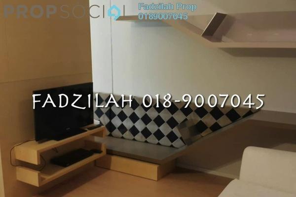 For Rent SoHo/Studio at VERVE Suites, Mont Kiara Freehold Fully Furnished 1R/1B 2.5k