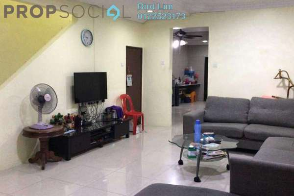 For Sale Terrace at Bandar Damai Perdana, Cheras South Freehold Semi Furnished 4R/3B 678k