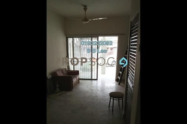 For Sale Terrace at Taman SEA, Petaling Jaya Freehold Semi Furnished 3R/3B 750k