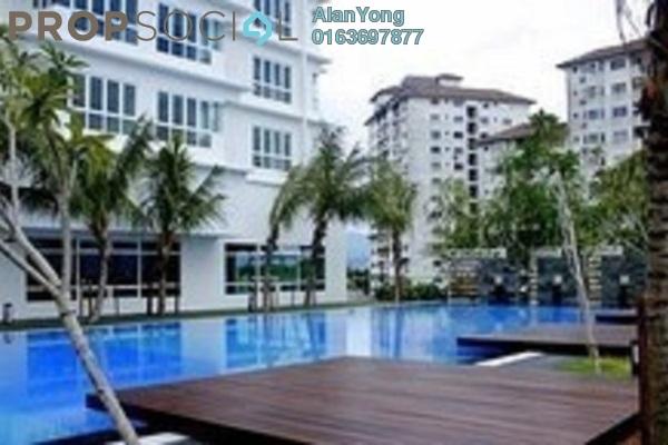 For Rent Condominium at 1Sentul, Sentul Freehold Semi Furnished 3R/2B 1.73k