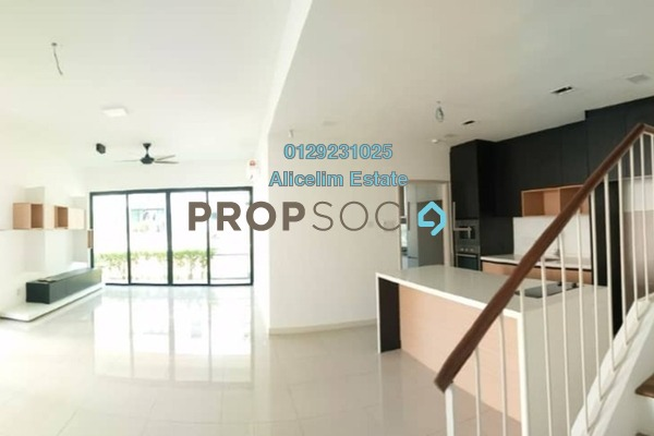 For Rent Terrace at Primer Garden Town Villas, Cahaya SPK Freehold Semi Furnished 3R/4B 2.1k