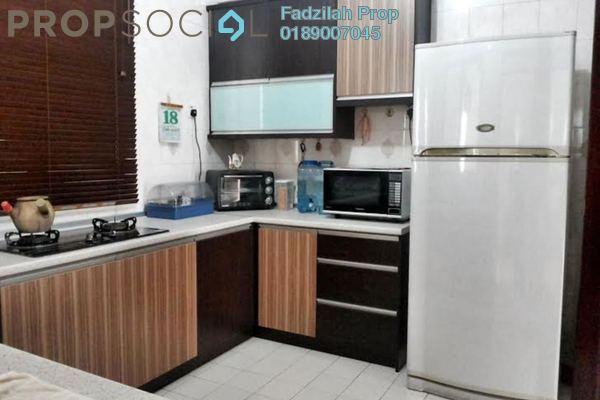 For Rent Condominium at Menara Duta 2, Dutamas Freehold Fully Furnished 3R/3B 2k