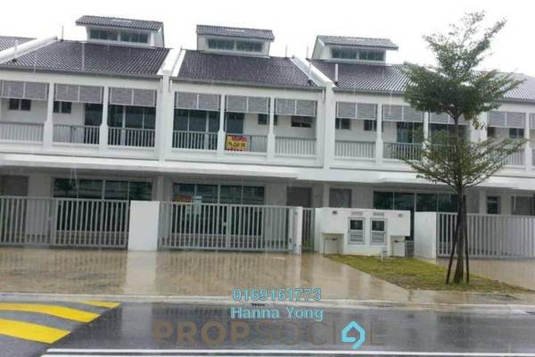 For Sale Terrace at Perennia, Bandar Rimbayu Freehold Unfurnished 4R/4B 830k