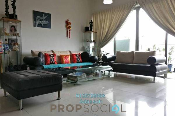 For Sale Condominium at The Maple, Sentul Freehold Semi Furnished 3R/3B 945k