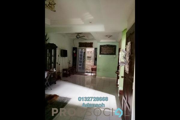 For Sale Terrace at SD10, Bandar Sri Damansara Freehold Semi Furnished 3R/3B 1.05m