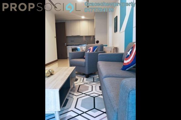 For Rent Condominium at Puteri Cove Residences & Quayside, Iskandar Puteri (Nusajaya) Freehold Fully Furnished 2R/2B 3.5k