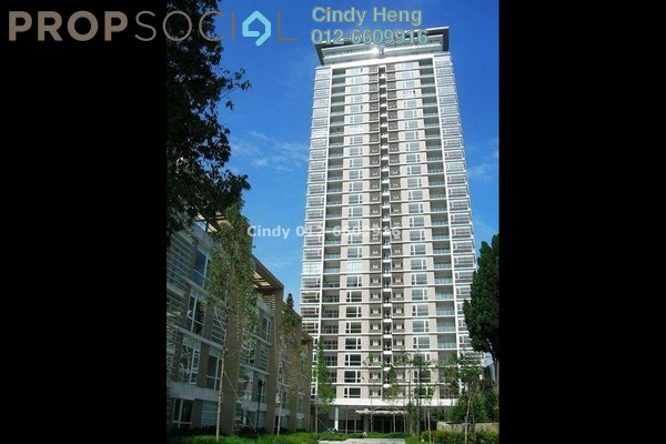 For Sale Condominium at One Menerung, Bangsar Freehold Semi Furnished 3R/4B 3.9m