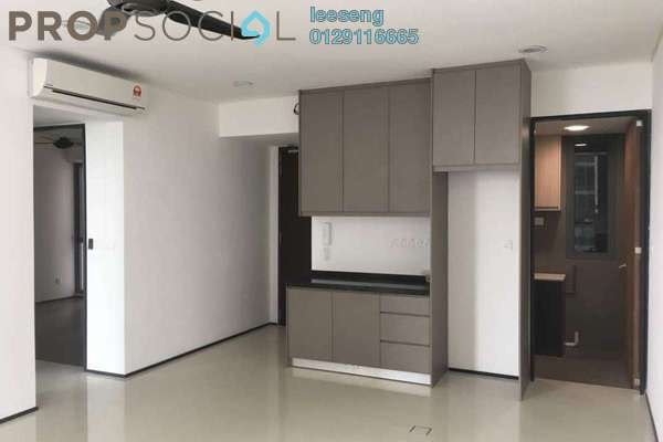 For Rent Condominium at The Fennel, Sentul Freehold Semi Furnished 3R/3B 2.7k