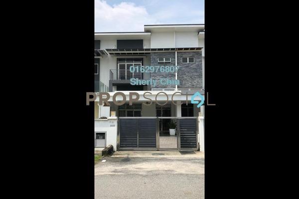 For Sale Link at Taman Bukit Serdang, Seri Kembangan Freehold Semi Furnished 5R/4B 1.2m