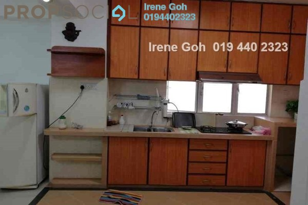 For Sale Condominium at The Reef, Batu Ferringhi Freehold Fully Furnished 2R/2B 530k