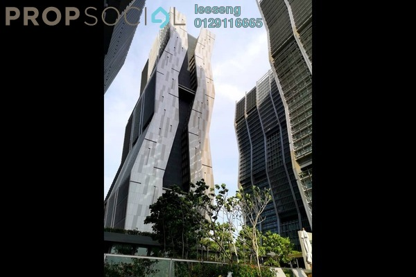 For Rent Condominium at The Fennel, Sentul Freehold Fully Furnished 3R/3B 2.9k