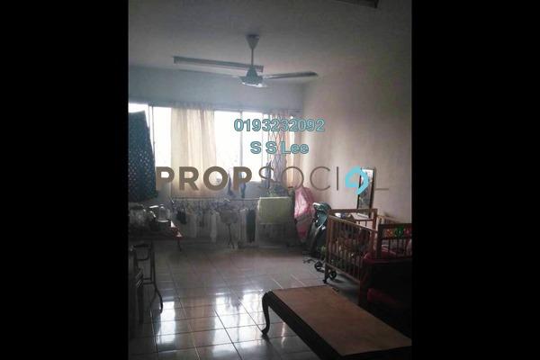 For Sale Condominium at Puncak Damansara, Bandar Utama Freehold Semi Furnished 3R/2B 380k