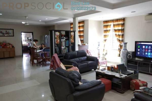 For Sale Semi-Detached at Taman Cheras Jaya, Balakong Freehold Fully Furnished 4R/4B 878k