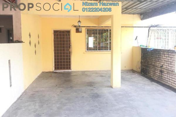 For Sale Terrace at Bandar Tasik Puteri, Rawang Freehold Unfurnished 4R/3B 285k