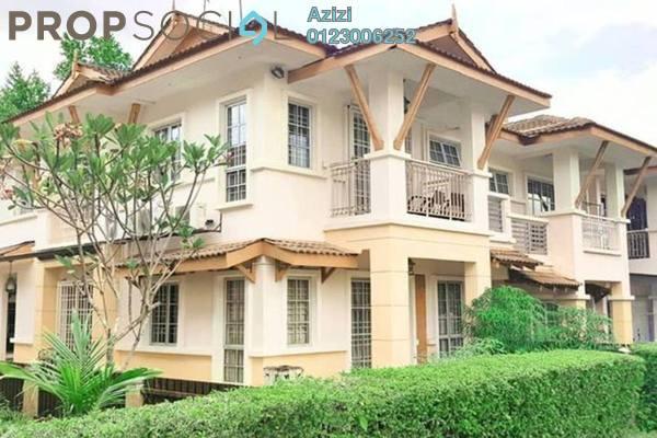 For Sale Terrace at Precinct 9, Putrajaya Freehold Fully Furnished 4R/3B 760k