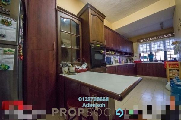 For Sale Terrace at Taman Selasih, Batu Caves Freehold Semi Furnished 4R/3B 640k