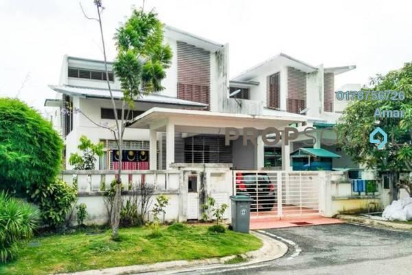 For Rent Terrace at Timur 5, Bandar Enstek Freehold Fully Furnished 4R/4B 1.7k