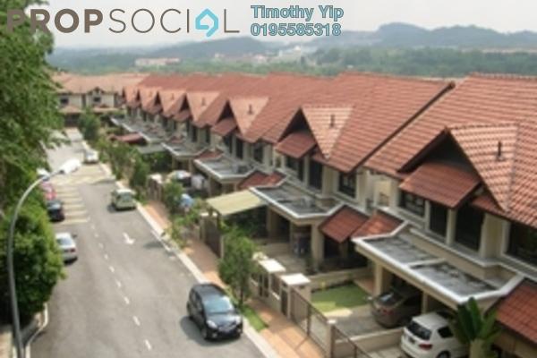For Sale Terrace at Damai Jasa, Alam Damai Freehold Semi Furnished 4R/4B 795k