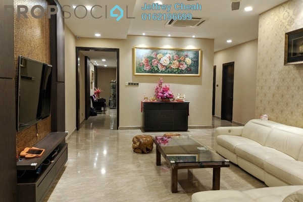 For Sale Bungalow at Valencia, Sungai Buloh Freehold Fully Furnished 5R/5B 4.8m