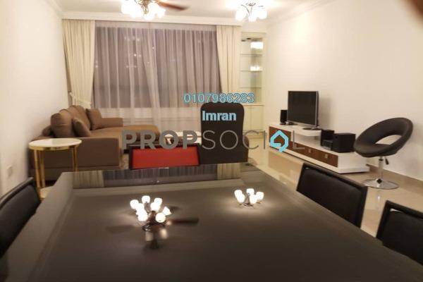 For Rent Condominium at Mont Kiara Pines, Mont Kiara Freehold Fully Furnished 3R/2B 3.6k