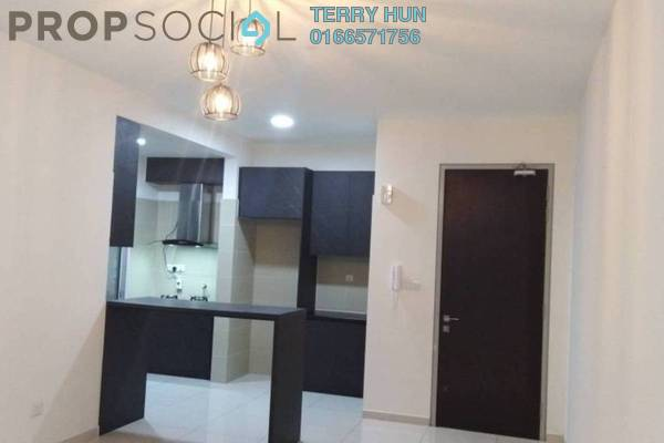 For Rent Condominium at Midfields 2, Sungai Besi Freehold Semi Furnished 3R/2B 1.6k