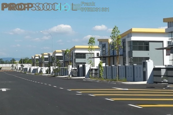 For Sale Factory at LEKAS 18, Semenyih Freehold Unfurnished 0R/0B 2.08m