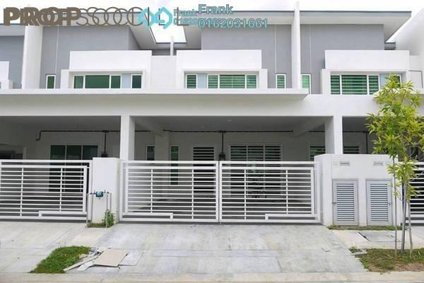 For Rent Terrace at Dextora, Bandar Sri Sendayan Freehold Unfurnished 4R/4B 1.2k