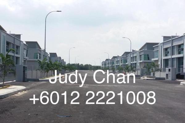 For Sale Factory at Bandar Parklands, Klang Freehold Unfurnished 0R/0B 4.8m