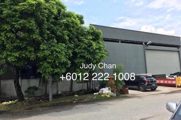 For Sale Factory at Taman Puchong Permai, Puchong Freehold Unfurnished 0R/0B 4.2m