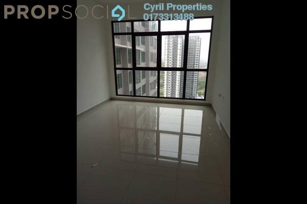 For Rent Condominium at IOI Square, Putrajaya Freehold Semi Furnished 2R/2B 1.6k
