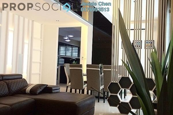 For Rent Terrace at Castora, Bandar Sri Sendayan Freehold Fully Furnished 4R/4B 2k