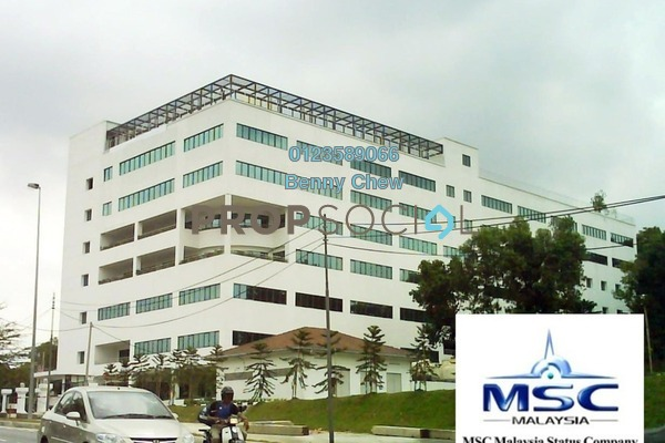 For Rent Office at 1 Tech Park, Bandar Utama Freehold Semi Furnished 0R/0B 25k