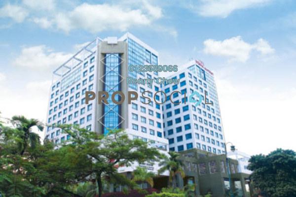 For Rent Office at Wisma AmFirst, Kelana Jaya Freehold Semi Furnished 0R/0B 12.2k