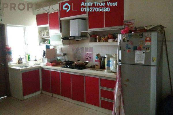 For Sale Terrace at Saujana Rawang, Rawang Freehold Semi Furnished 4R/3B 480k
