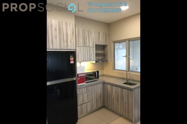 For Rent Condominium at Maxim Residences, Cheras Freehold Semi Furnished 3R/2B 2.1k