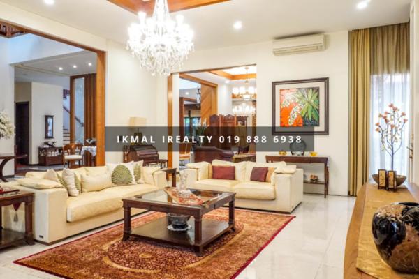 For Sale Bungalow at Damansara Idaman, Tropicana Freehold Unfurnished 6R/6B 5.8m