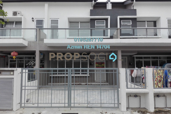 For Rent Terrace at Bandar Tasik Kesuma, Semenyih Freehold Unfurnished 3R/3B 950translationmissing:en.pricing.unit