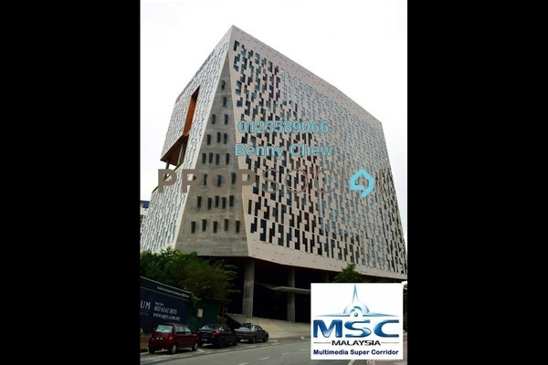 For Rent Office at Menara OBYU, Damansara Perdana Freehold Semi Furnished 0R/0B 11k