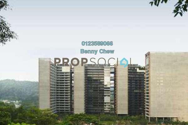 For Rent Office at PJ Trade Centre, Damansara Perdana Freehold Semi Furnished 0R/0B 8.75k