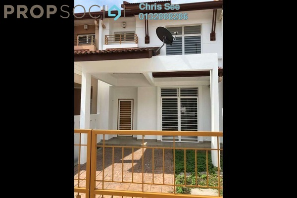 For Sale Terrace at Alam Nusantara, Setia Alam Freehold Unfurnished 4R/3B 585k