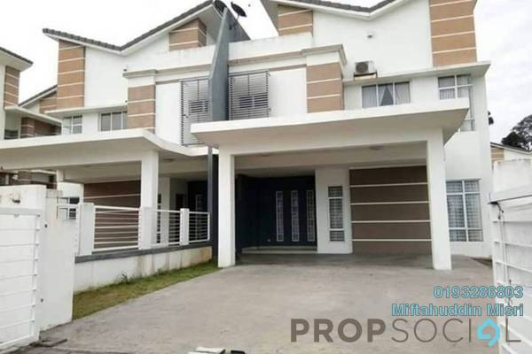 For Sale Semi-Detached at Greenhill Residence, Shah Alam Leasehold Semi Furnished 5R/5B 1.15m