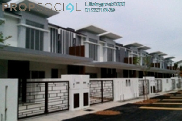 For Sale Terrace at PP 2, Taman Putra Prima Freehold Semi Furnished 4R/3B 758k