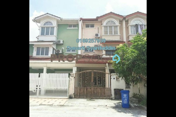 For Sale Terrace at Section U5, Subang Leasehold Semi Furnished 5R/5B 545k