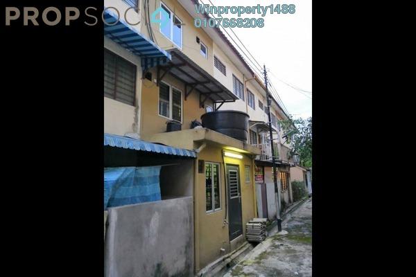 For Sale Terrace at Taman Sri Muda, Shah Alam Freehold Semi Furnished 4R/4B 450k