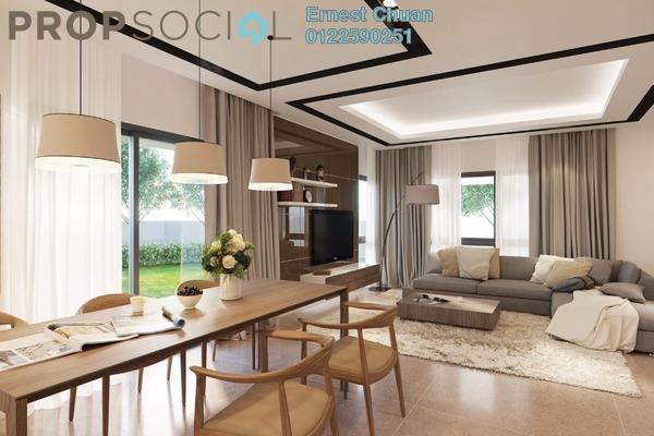 For Sale Terrace at Sekata Villa, Kajang Freehold Unfurnished 4R/3B 591k