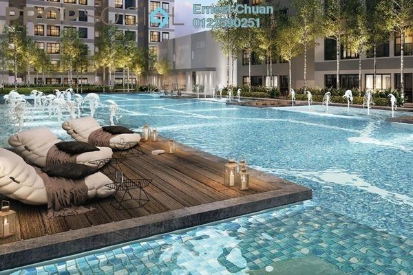 For Sale Serviced Residence at Canopy Hills, Bandar Baru Bangi Freehold Unfurnished 2R/1B 255k