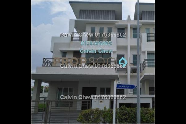 For Sale Semi-Detached at Regency Parc, Rawang Freehold Unfurnished 5R/5B 689k