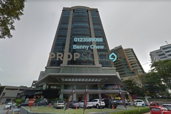 For Rent Office at Menara Lien Hoe, Tropicana Freehold Semi Furnished 0R/0B 10k